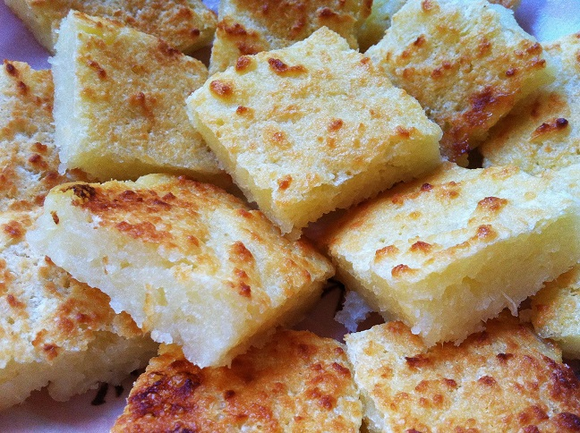 Simple Filipino Cassava Cake Recipe