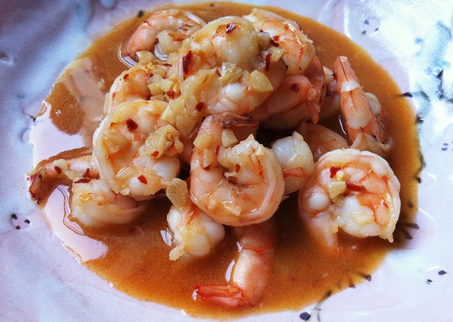 Asian style shrimp recepies new day