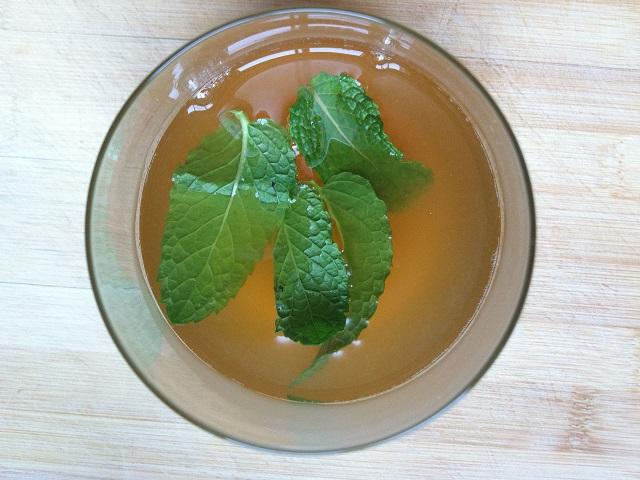 Mint Iced Tea Lemonade